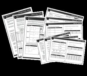 AQA GCSE Computer Science Worksheets